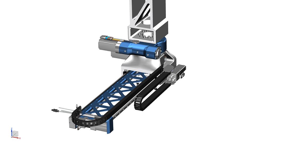 FLX190mx. SSEB Systems Transfersysteem FLX is een automatiseringssysteem voor nieuwe en bestaande, hydraulische persen. Met het systeem kunnen platines en halffabricaten automatisch ingelegd, doorgelegd en uitgehaald worden.