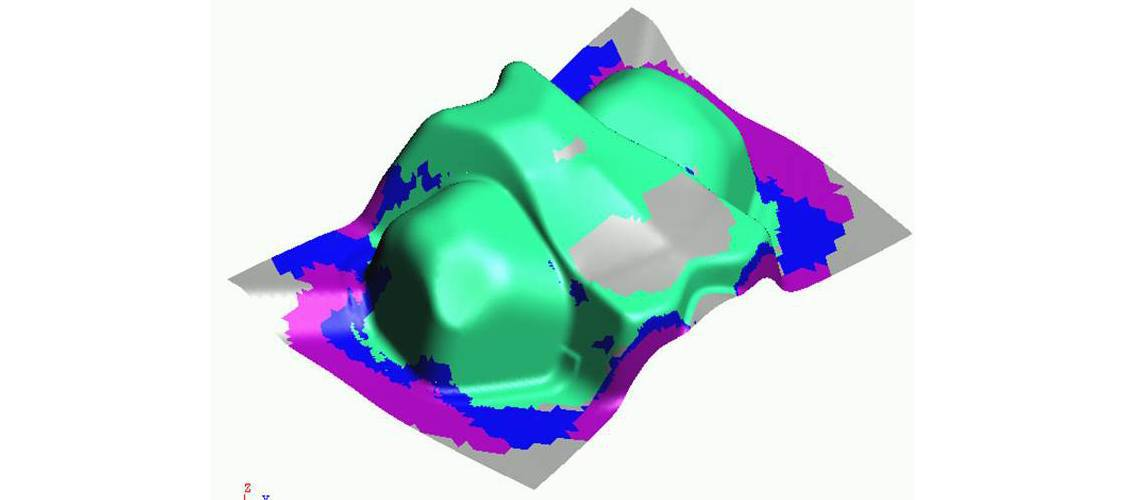 Autoform Simulation Engineering Sheet Metal Forming Sseb