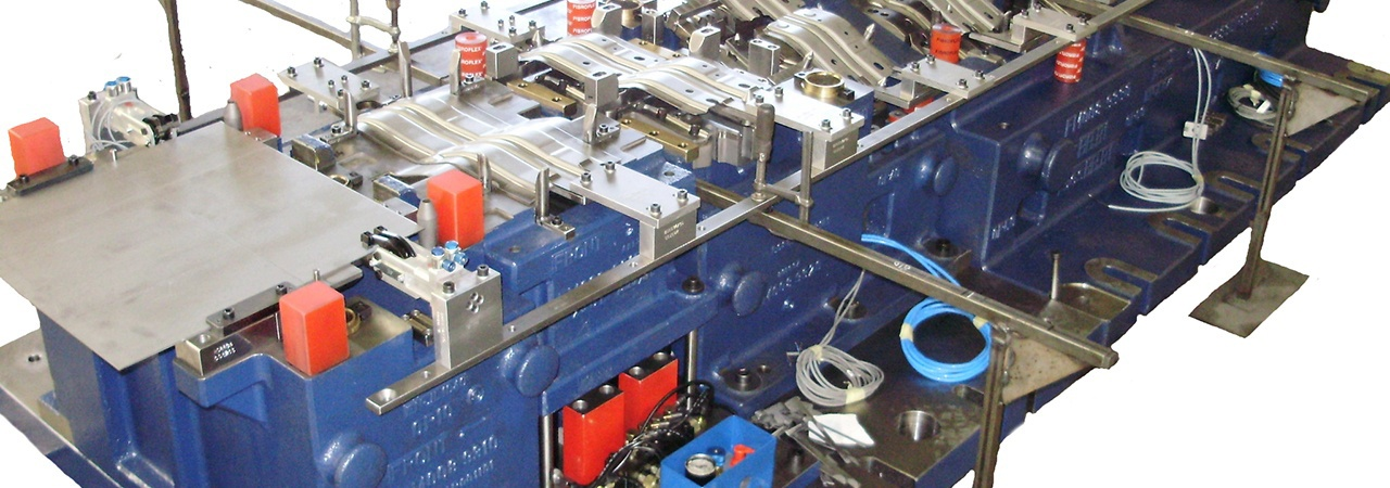 SSEB is expert in the development and engineering of tooling, and can supply these turnkey.