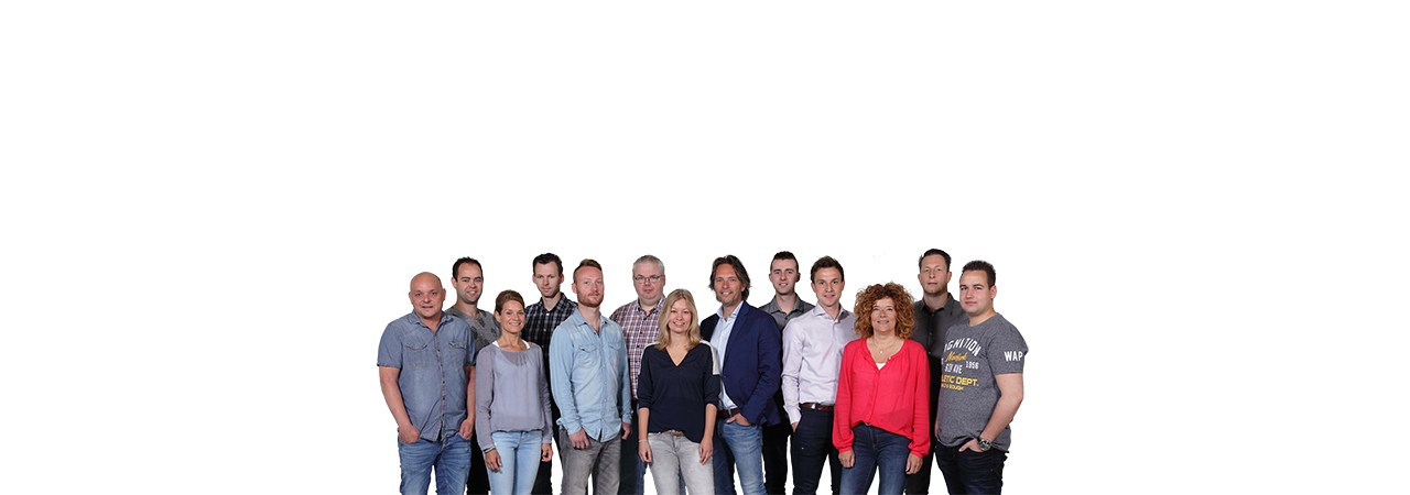 Het team van SSEB, Smart Solutions Engineering Boxmeer