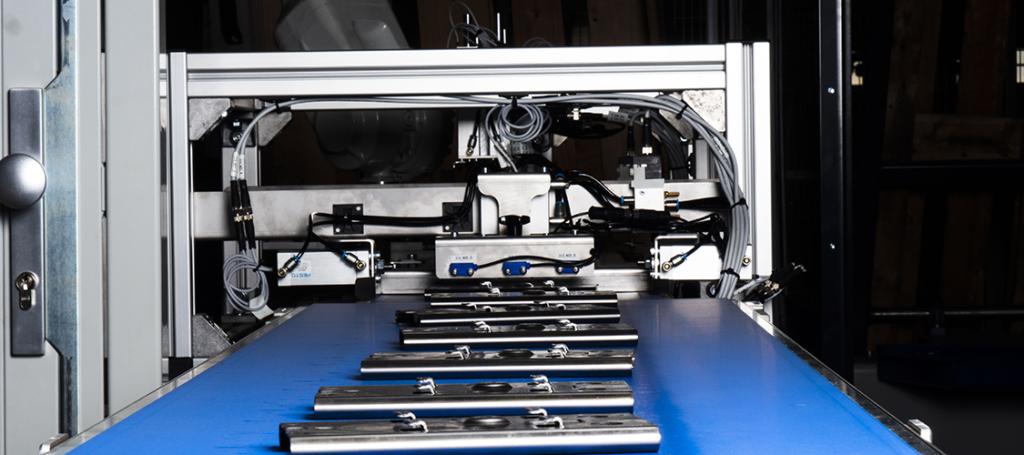 In combinatie met een speciaalmachine kan een productieproces optimaal geautomatiseerd worden.